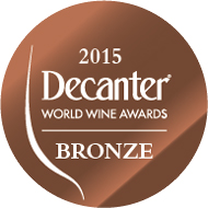 BRONCE EN DECANTER WORLD WINE AWARDS